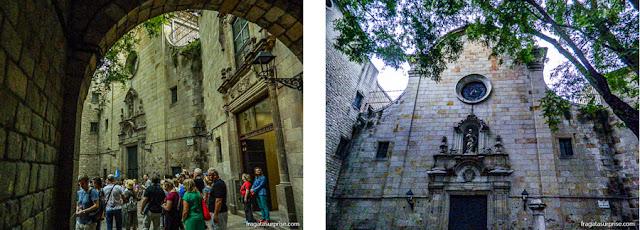 Igreja de Sant Felip Neri, Barcelona