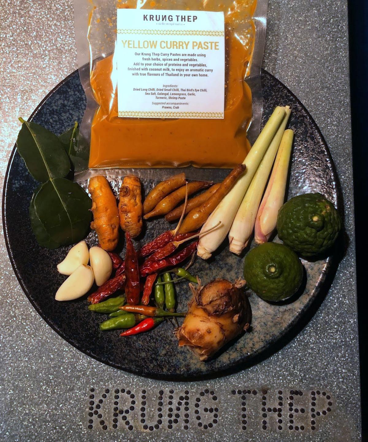 Krung Thep At Home: Classic Curry Pastes, Seductive Thai Sauces
