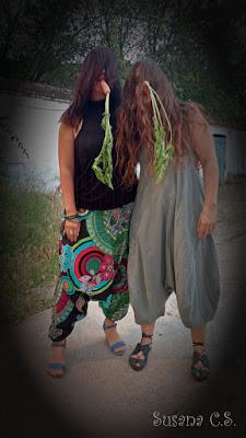 Cabeza de Nuez, breve historia de la Mujer Zanahoria