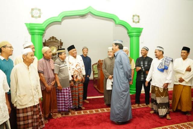 Safari Subuh di Masjid Al Fauzan, Nurdin: Jalin Komunikasi Dengan Masyarakat