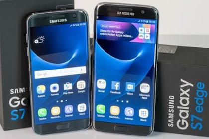 Cara Flash Samsung Galaxy S7 dan S7 Edge Via Odin