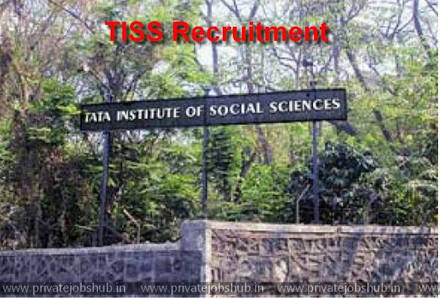 TISS Recruitment