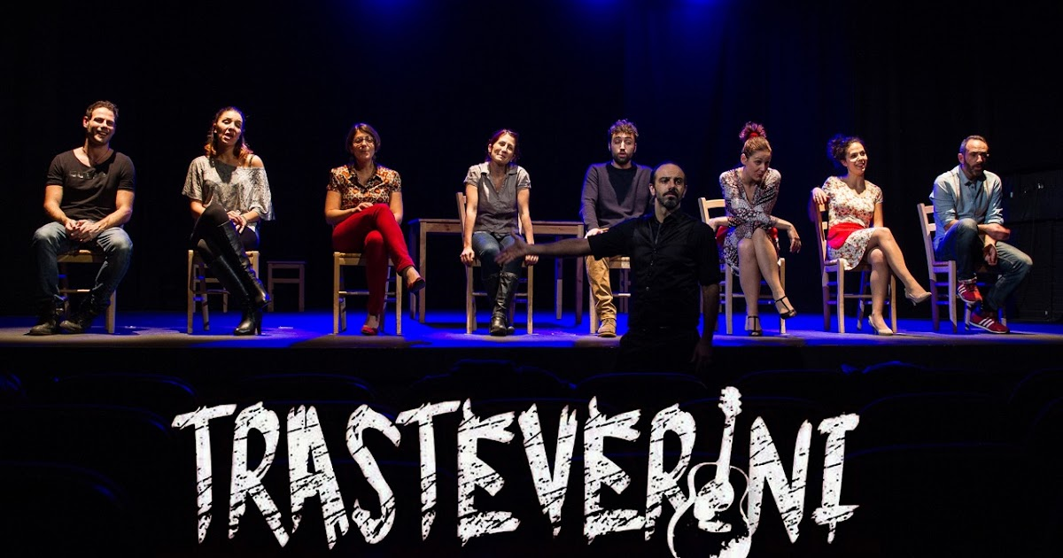 Trasteverini al Teatro Tirso de Molina dal 12 al 16 ottobre