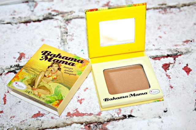 theBalm Cosmetics - Travel Size Classics - Bahama Mama