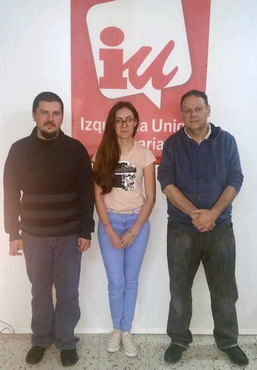 Renovación del órgano de dirección de Izquierda Unida Canaria (IUC) en Ingenio