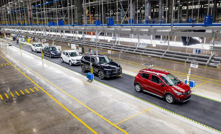 6 điểm nhấn trên thị trường ô tô Việt Nam nửa đầu năm 2020