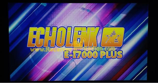 ECHOLENK E-I7000 PLUS 1506LV 1G 8M BUILT IN WIFI ORIGINAL FLASH FILE