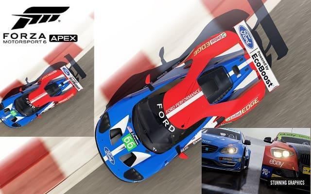 أفضل لعبة سباق: Forza Motorsport 6: Apex