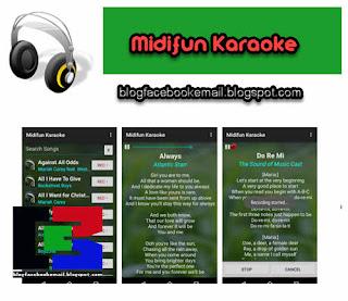 banyak sekali program televisi menyajikan kontes bernyanyi mulai dari lagu dangdut hingga lagu p 9 Aplikasi Karaoke Android (offline/Online) Terbaik Gratis Terbaru 2018