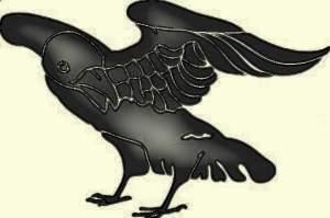 Pena Burung Gagak - Adonis