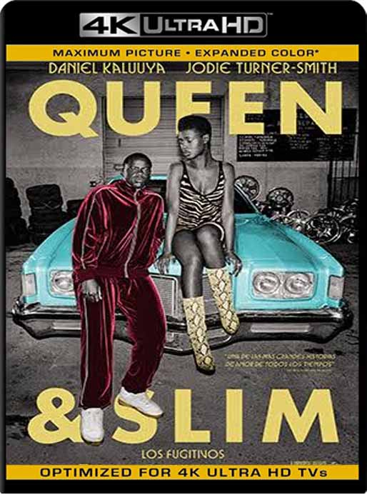 Queen y Slim: Los Fugitivos (2019) 4K 2160p UHD [HDR] Latino [GoogleDrive]