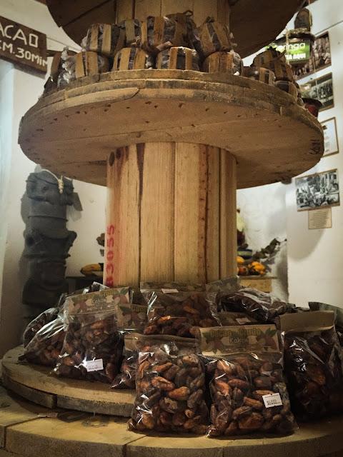 Museo del Cacao; Minca, Columbia