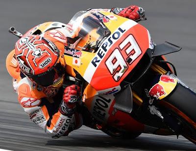 Marquez Bisa Bikin MotoGP Jadi Membosankan