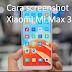 Cara screenshot Xiaomi Mi Max 3 untuk mendapat Tangkap Layar di MI Max3