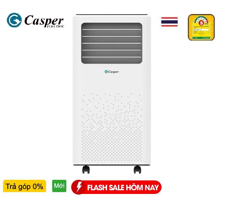 Điều hòa di động Casper 9000BTU ( 1.0HP ), điều hòa mini | CASPER PC09TL33