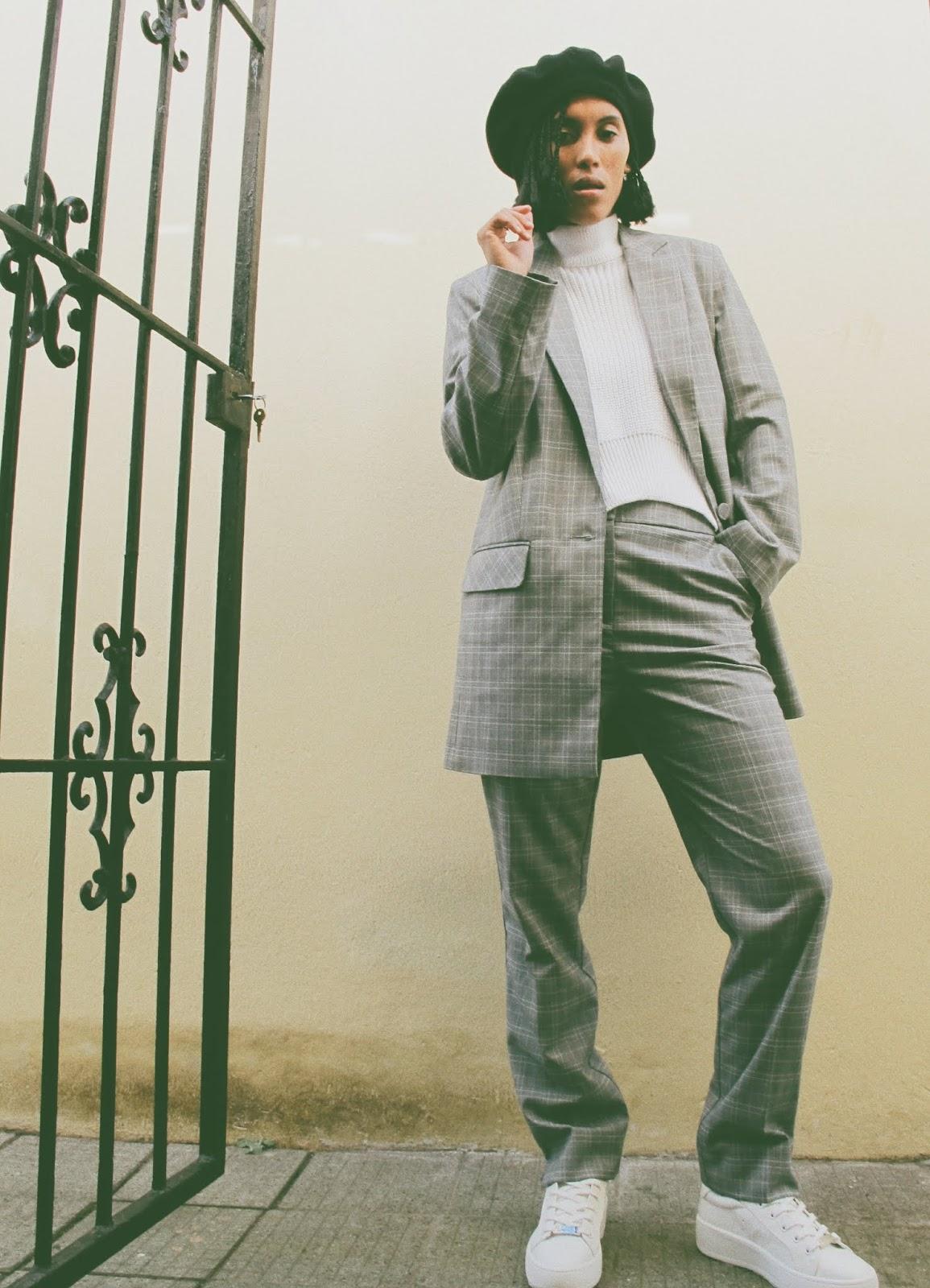 Liezel-Esquire-checked-suits