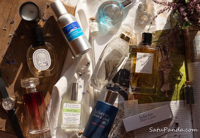 10 лучших ароматов 2020