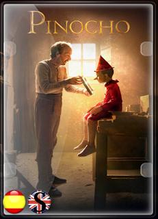 Pinocho (2019) FULL HD 1080P ESPAÑOL/ITALIANO