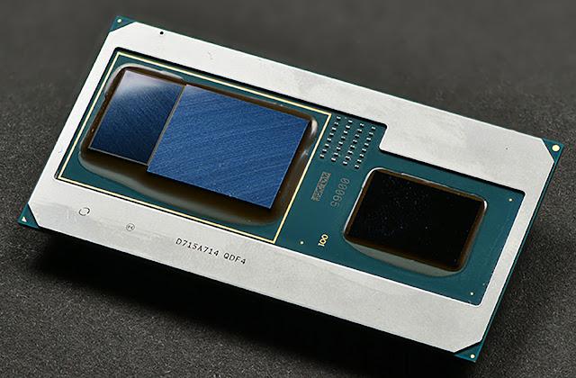 Intel's 8th Gen G-series processors pack RX Vega M graphics
