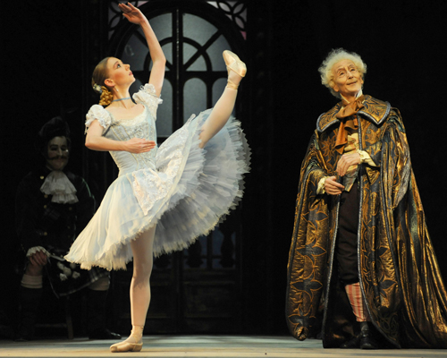 Coppélia at The Lowry Birmingham Royal Ballet