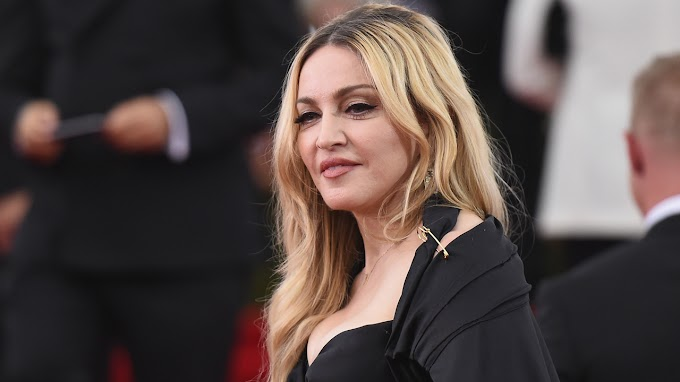 Madonna shares adorable video of her twins getting their first Barbie dolls