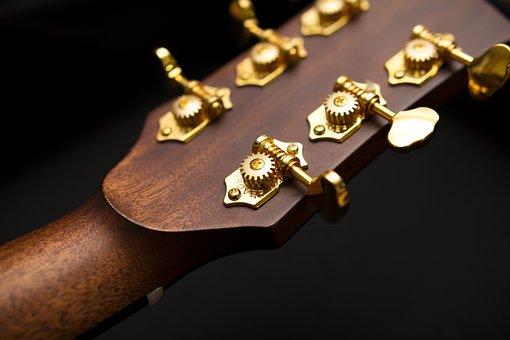 Tornillo sin fin guitarra