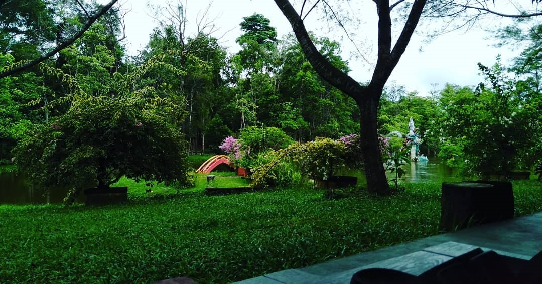 Harga Tiket Masuk Taman Bougenville Bandung