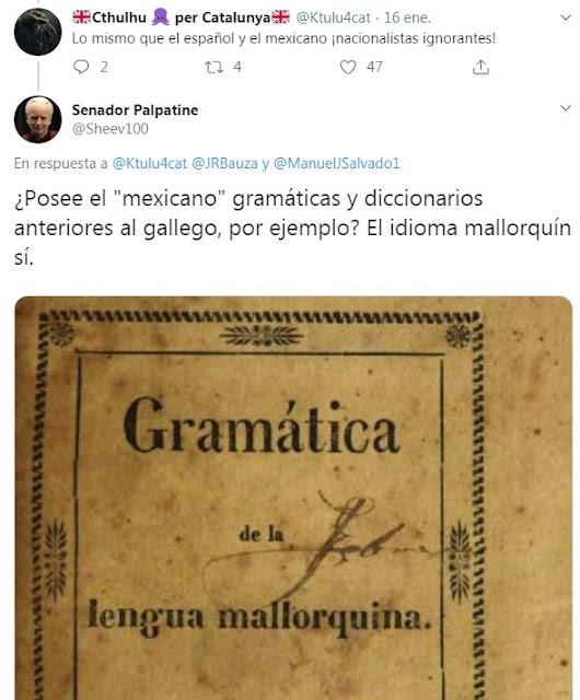 gramática de la lengua mallorquina