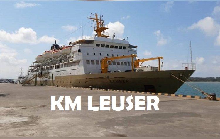 Jadwal Kapal Km Leuser Bulan Januari 2021 Jadwal Kapal Pelni