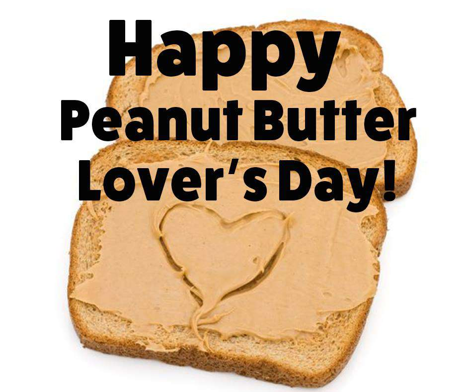National Peanut Butter Lover's Day Wishes