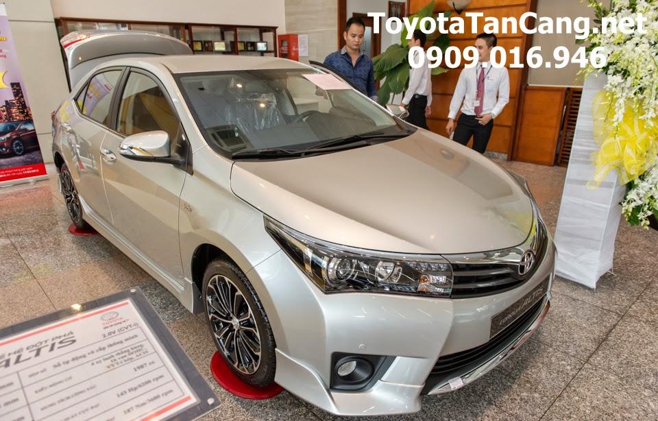Toyota Corolla Altis 2014 - 2015 là chiếc xe bán chạy nhất thế giới.