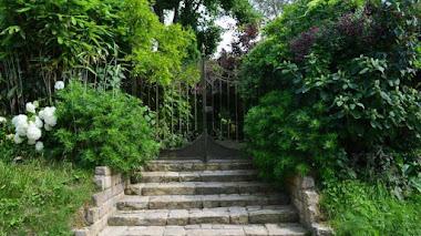 Les Jardins Agapanthe en Normadía