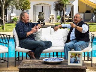Bertín Osborne y los del Río en Mi casa es la tuya foto 9