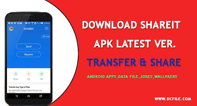 SHAREit – Connect & Transfer 5.1.89_ww Full APK Free Download 2019 for Android - DcFile