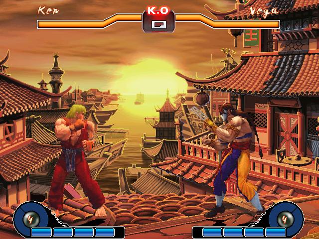 Ultra Street Fighter IV MUGEN ~ MUGEN - Up