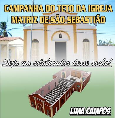 CAMPANHA DA IGREJA MATRIZ DE SÃO SEBASTIÃO