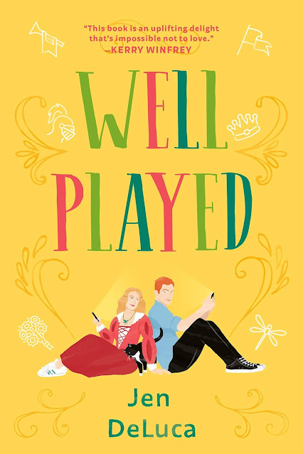 Well Played by Jen DeLuca Book Cover Audiobook