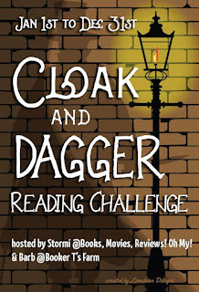 Cloak And Dagger Reading Challenge 2017