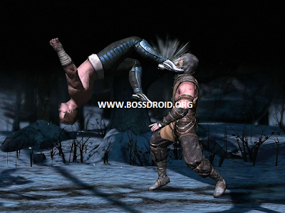 Download Game  Mortal Kombat X Mod v1.11.0 APK Data OBB