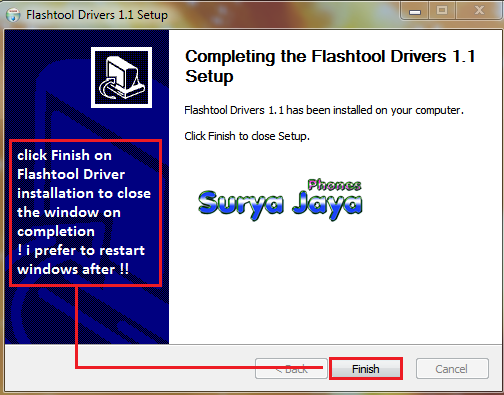 Flashtool Xperia Flasher 7