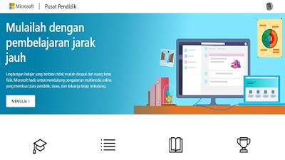 Cara Merubah Bahasa di Micrososft Education Center Menjadi Bahasa Indonesia