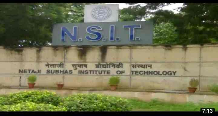 Netaji Subhas Institute of Technology