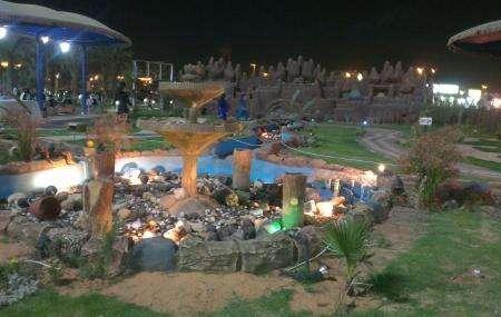 حديقة الملك عبد الله بالرياض