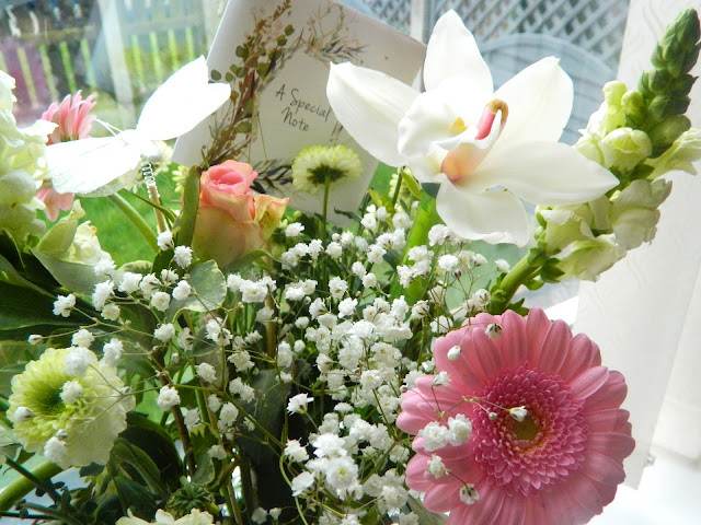A photo of a bunch of flowers by Prestige Flowers