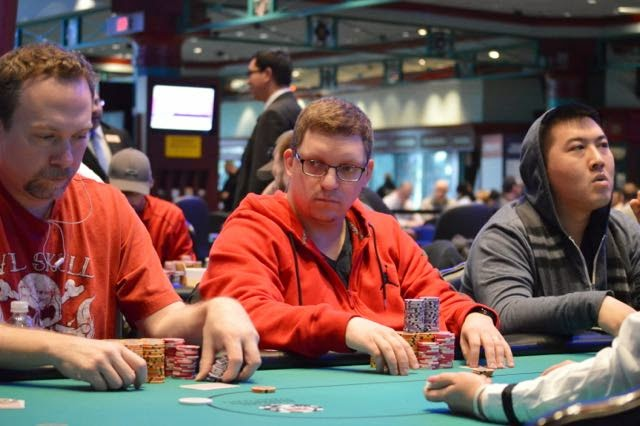 Foxwoods Poker: Campion, Scarpa and Leong Make Up Day 2