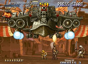Metal Slug 2+arcade+game+portable+download free