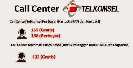 Nomor Call Centre Center Telkomsel Simpati As Dan Halo Operator Layanan 2019