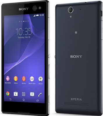 Sony Xperia C3 complete specs and features