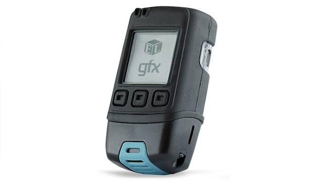 EL-GFX-2 Temp & RH Logger with Screen and Audible Alarm