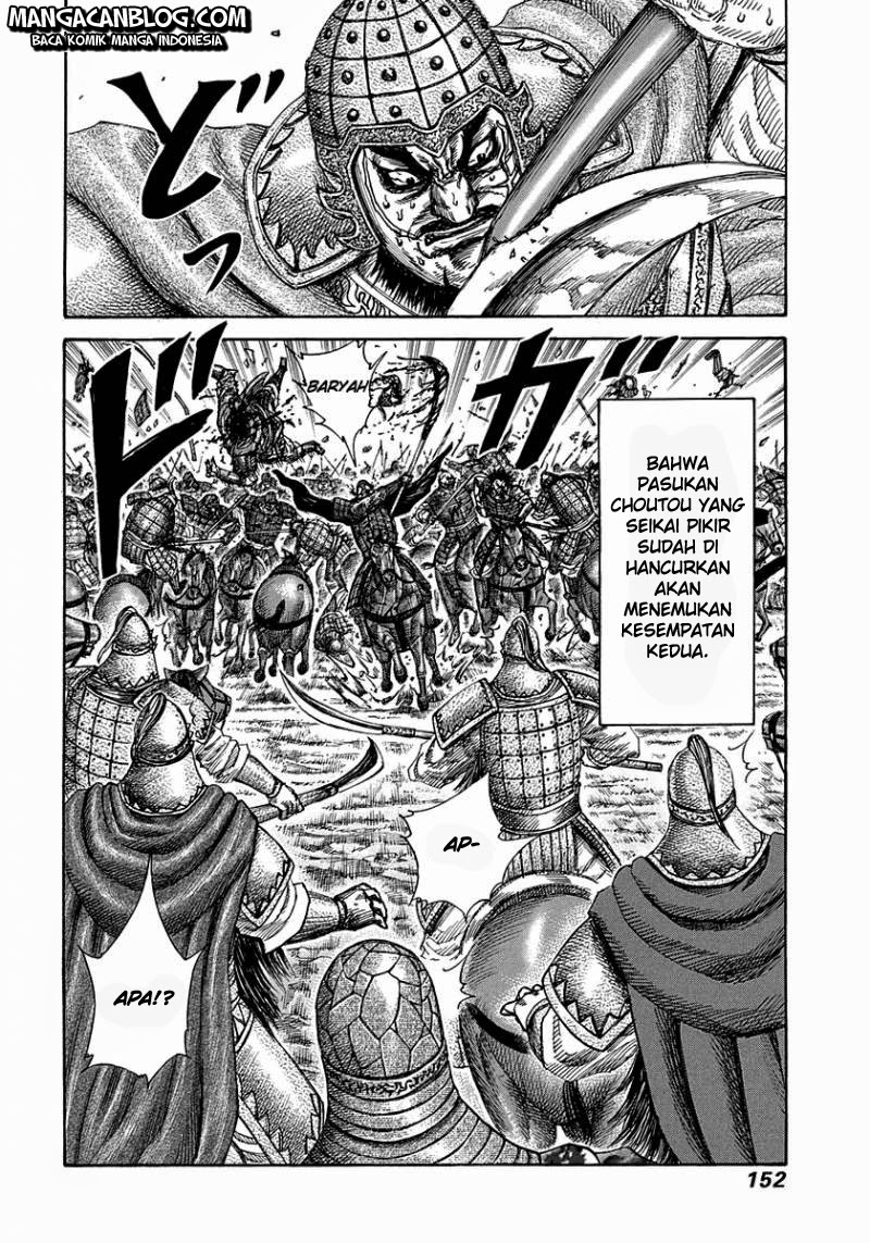 Baca Komik Manga Kingdom Chapter 302 Komik Station